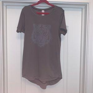 Girls Ivivva T-shirt (size 12)